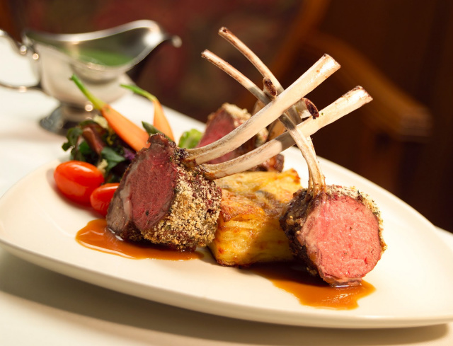 Rack Of Lamb Quot Frenched Quot