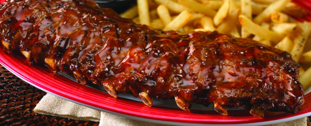 Dr BBQ's Famous Baby Back Ribs Recipe — Dishmaps