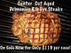Center Cut Aged Black Angus Delmonico Ribeye Steaks (8oz to 16oz Sizes)