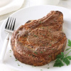 """Stock Yards Prime"" 16oz Bone-In Cowboy Rib Eye Steaks"