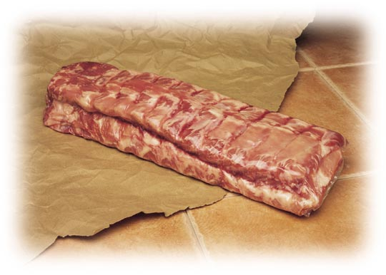 All Natural Danish Baby Back Ribs - Narrow & Wide Cut PLUS MEMORIAL DAY FREEBIES WITH YOUR ORDER! SA
