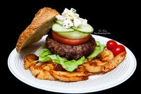 The World's Ultimate Dry Aged Steak Burgers 4 - 8 Ounce Sizes